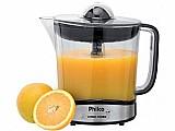 Espremedor de frutas philco citrus turbo eletrico - inox 85w 1, 5l automatico preto 110 volts