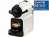 Cafeteira espresso 19 bar nespresso inissia - branco 110 volts