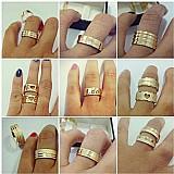 Alianca de noivado ou casamento em ouro 18/750k