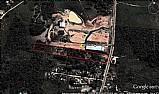 Terreno de 20.214 m2 plano no polo industrial de saquarema-rj.