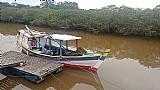 Barco de arrasto de camarao, com licenca, aceita troca por veiculo no valor r$30.000 de meu interesse