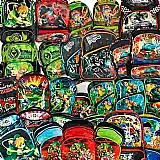 Mochila escolar infantil menino masculina bolsa barato