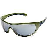 Óculos de sol adidas masculino verde cinza novo original