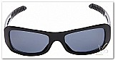Óculos de sol masculino adidas polarizado preto vermelho