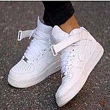 Nike air force 1 feminina cano alto