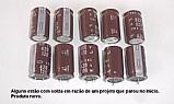 10 capacitor radial 420v 120uf kmg