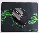 Mouse gamer metal war fire macro 7 botoes 3200dpi multilaser