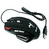 Mouse gamer macro 4 velocidades 3400dpi kolke 6 botoes usb