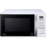 Micro-ondas 30l lg easyclean c/puxador ms3052ra 220volts