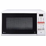 Forno de micro-ondas lg easy clean com 17 receitas220v