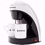 Cafeteira single eletrica filtro caf110 cadence   2 xicaras