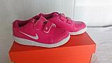 Tenis infantil rosa feminino nike original frete gratis