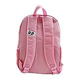 Mochila de costas feminina juvenil escolar back pock stand r