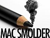 Lapis de olho mac smolder ( preto ) pronta entrega!!!