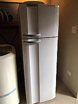 Refrigerador electrolux duplex 260l semi novo