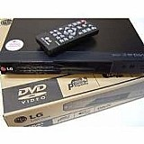 Cd dvd player lg dp132 entrada usb playback 220-v e 127-v