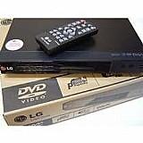 Cd dvd player lg dp132 entrada usb playback 220-v e 127-v