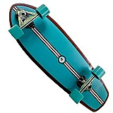 Skate shape longboard simulador surf swing pro bel 464790