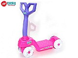 Patinete infantil calesita mini scooty girl r/b