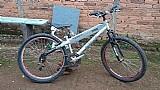 Bicicleta caloi trs usado