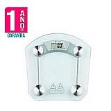 Balanca digital vidro 180kg banheiro academia 1ano garantia