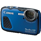Camera digital canon powershot d30 12.1mp