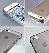 Capa case capinha tpu celular iphone 5 5s   pelicula vidro