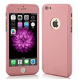 Case protecao 360º inteiro celular iphone 5 5s 5se 6 6s plus