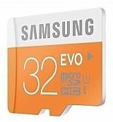 Cartao samsung micro sd sdhc evo 32gb 48mb/s sony xperia z3