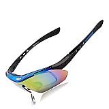 Oculos para ciclismo wolfbike c/5 lente 1 polarizada