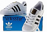 Tenis adidas superstar foundation original na caixa