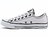 Tenis converse all star couro european ox ct328002 -original