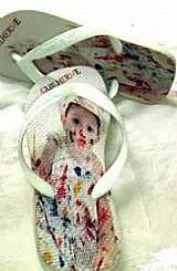 Chinelos personalizados - infantil - 10 unidades