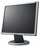 Monitor 17 polegadas lcd samsung 1 ano de garantia semi novo