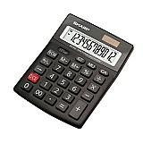 Calculadora basica solar de 12 digitos grandes sharp ch312
