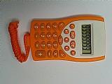 Calculadora com cordao 8 digitos