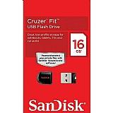 Pen drive sandisk 16gb cruzer blade lacrado original