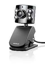 Webcam multilaser wc040 plug & play 1.3mp mania virtual