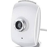 Webcam multilaser plug play branco - wc047