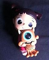 Brinquedo boo monstro s.a