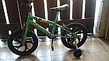 Bicicleta infantil do ben 10