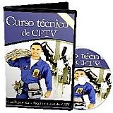 Curso tecnico de cftv - circuito fechado de tv
