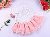 Conjunto vestido menina infantil   bolero - pronta entrega