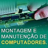 Curso de montagem e manutencao de computadores