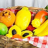 Curso saboaria artesanal - frutas tropicais
