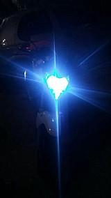 Kit xenon moto azul 15000k
