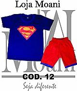 Infantil hulk superman capitao america homem aranha minions