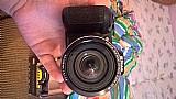Camera digital nikon coolpix l810 preta