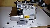 Maquina de costura interloque industrial