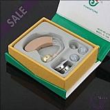 Aparelho auditivo digital f 138,     com 3 baterias